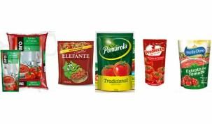 Anvisa encontrou pelo de roedor em lote de quatro marcas de extratos de tomate e uma marca de molho de tomate (