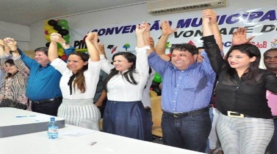 Rosani Donadon é candidata a prefeita em Vilhena, Marcos Donadon não apareceu no evento