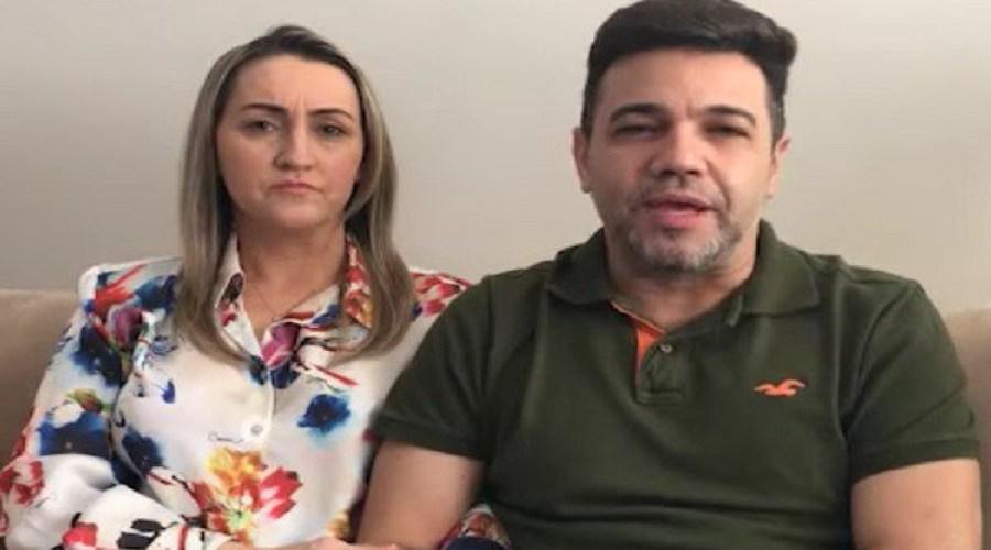 Em vídeo, Feliciano busca se defender de acusação de tentativa de estupro