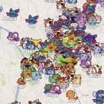 "Aplicativo ""Poké Radar"" é aliado na caça aos pokémons"
