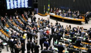 Câmara dos Deputados escolhe hoje novo presidente. Acompanhe ao vivo