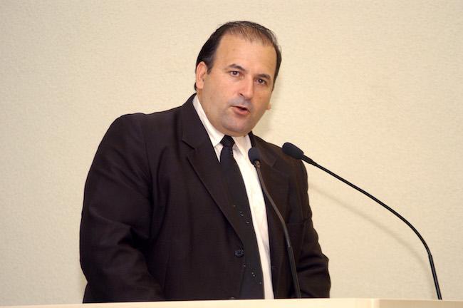 Edison Gazoni será velado na Assembleia Legislativa de RO