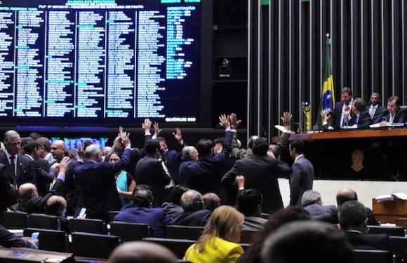 Congresso pode aprovar anistia para partidos com irregularidades na prestação de contas