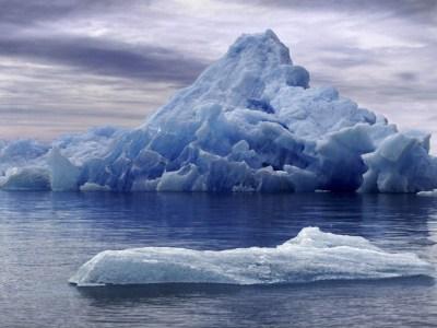 Gelo do ártico derreteu para o segundo menor nível da história