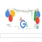 Google celebra 18 anos hoje com Doodle comemorativo