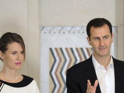 Esposa de Assad diz ter negado propostas para deixar Síria