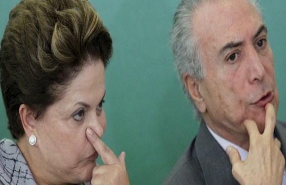 Dilma e Temer podem ser julgados separados por problemas em campanha