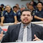Jean Oliveira propõe homenagem ao ministro Blairo MaggiJean Oliveira propõe homenagem ao ministro Blairo Maggi