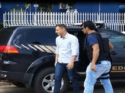 Presidente a Câmara de Vereadores de Vilhena é preso na divisa de Rondônia com Mato Grosso