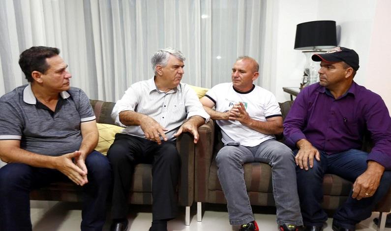 Maurão assegura recursos para Buritis e intervém para resolver problema da falta de energia