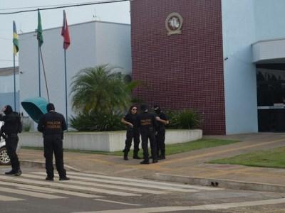 Polícia Federal deflagra operação no interior do estado