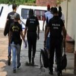 Operação contra o tráfico apreende 16 alunos dentro de escola