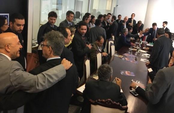 Bancada reúne nesta terça com Temer para debater Terra Legal e invasões