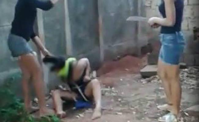 Vídeo: Adolescentes torturam menina de 13 anos, em Goiás