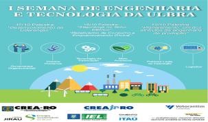 Ulbra Porto Velho promove palestras sobre desenvolvimento sustentável
