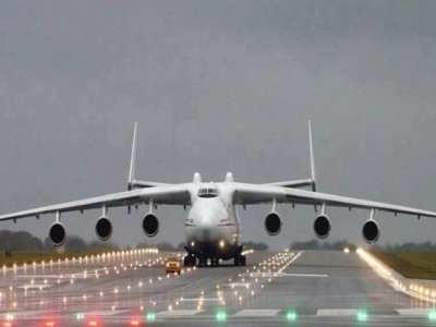 Maior avião do mundo pousa hoje no aeroporto de Guarulhos