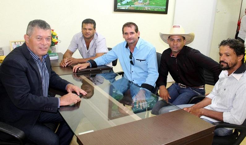 Edson Martins confirma apoio para prefeito eleito de Novo Horizonte