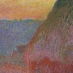Quadro de Monet é leiloado a preço recorde em Nova York