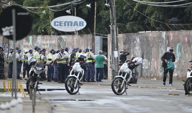 Polícia Militar começa a desocupar escolas no Distrito Federal