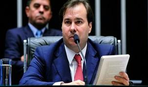 Rodrigo Maia defende regime de urgência para reforma trabalhista