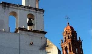 San Miguel de Allende é considerada a mais bela cidade mexicana