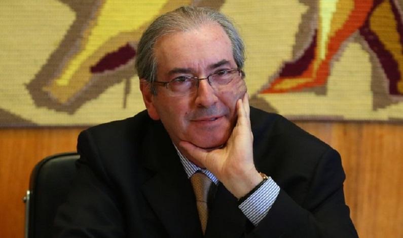 Cunha pede para STF suspender cassação de seu mandato de deputado