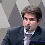 Plenário do Senado aprova indicação de Henrique Ávila para o CNJ