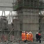 Torre de resfriamento desaba na China e mata 22 pessoas