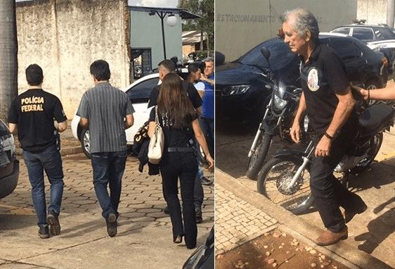 Agentes da Polícia Federal são suspeitos de enviar bomba a advogado em Goiás