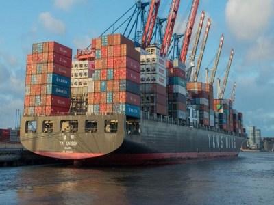 Exportações do Japão registram maior alta em quase 2 anos