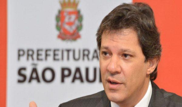 Promotor eleitoral denuncia Haddad sob acusação de caixa dois na campanha de 2012