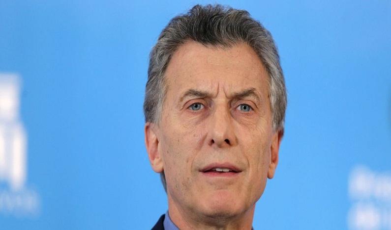 Ex-ministro argentino liga Macri a subornos da Odebrecht
