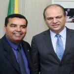 Deputado Federal Lindomar Garçon contempla a saúde de Candeias com Um Milhão e Meio de Reais