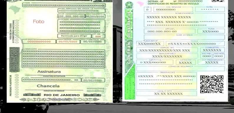 Para combater falsificações, CNH ganha novo visual em 2017