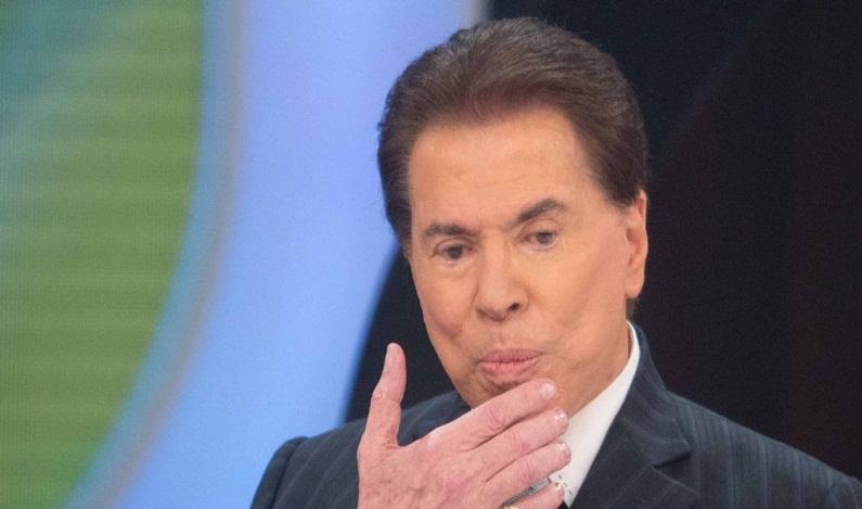 Silvio Santos estaria chateado com Luciano Huck por plágio