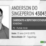 Anderson do Singeperon deve assumir a vaga de Lucia Tereza na ALE/RO