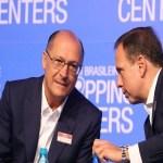João Doria nega possível saída de Alckmin do PSDB