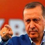 Erdogan diz ter provas de que EUA apoiou terroristas na Síria
