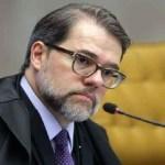 Toffoli libera voto sobre impedimento de réu na linha de sucessão da Presidência
