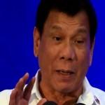 Presidente filipino diz que jogou homem de avião e ameaça funcionários