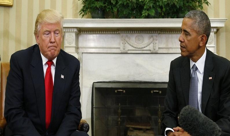 Trump pretende anular até 70% dos decretos de Obama