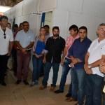 Cleiton Roque garante a lideranças, apoio para de Espigão do Oeste