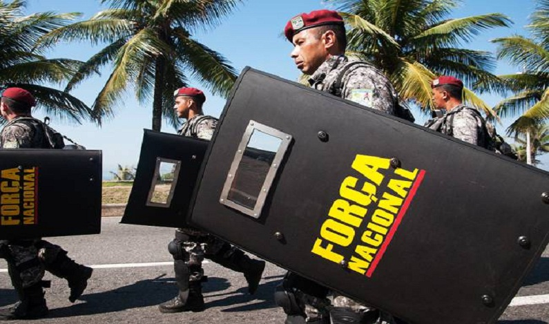 Força Nacional de Segurança atuará por mais 30 dias em Roraima