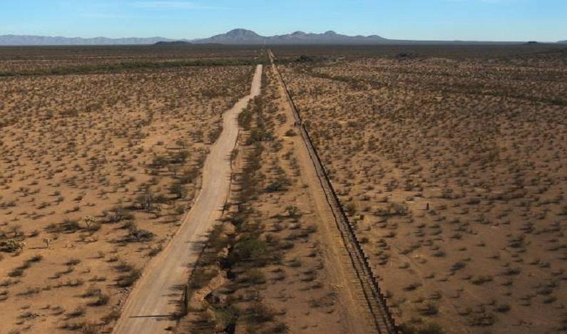 Indígenas querem barrar muro nos EUA