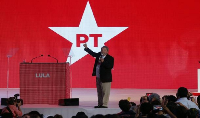 Lula lidera intenções de voto para 2018, segundo pesquisa