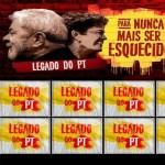 PSDB lança na internet jogo da memória com 'legado do PT'