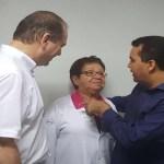 Lindomar Garçon acompanha Ministro da Saúde em visita a hospitais de Rondônia