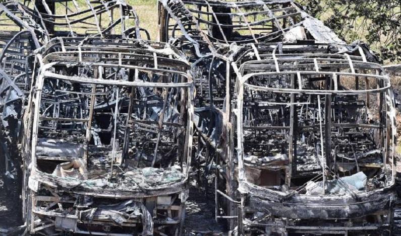 Após ataques, ônibus param pelo terceiro dia em Natal