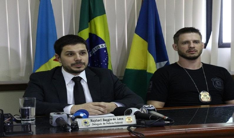 PF prende em RO suspeito de levar brasileiros ilegalmente para os EUA