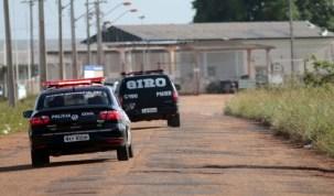 Exército e PMs fazem revista em Penitenciária de Boa Vista